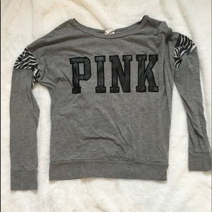 PINK longsleeved shirt